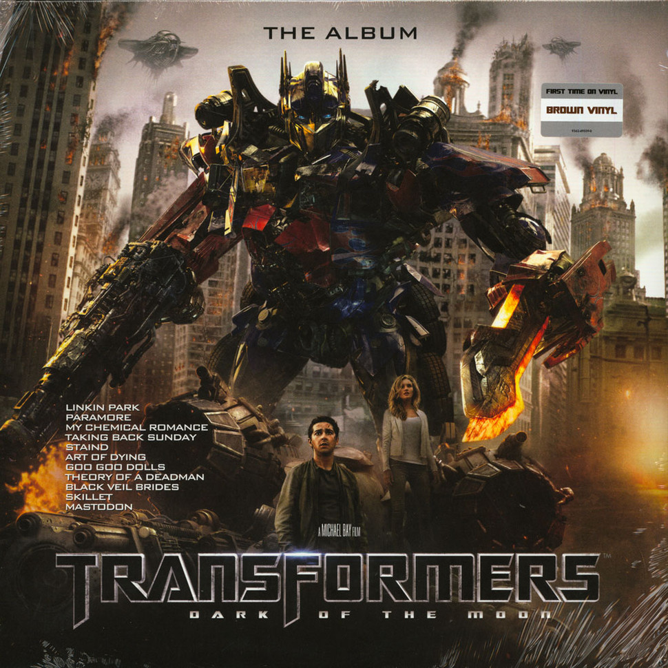 V A  - OST Transformers: Dark Of The Moon Record Store Day 2019 Edition