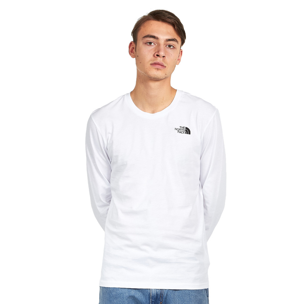 THE NORTH FACE LS Simple Dome Tee
