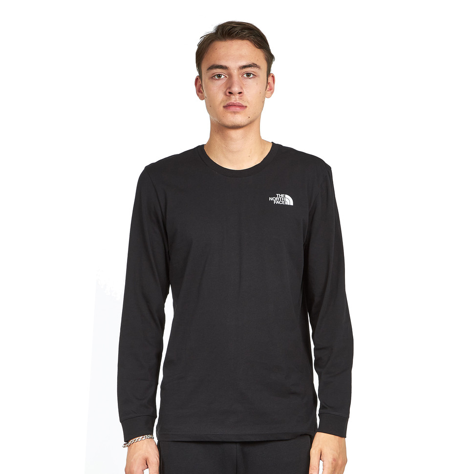 THE NORTH FACE LS Simple Dome Tee | THE NORTH FACE SALE