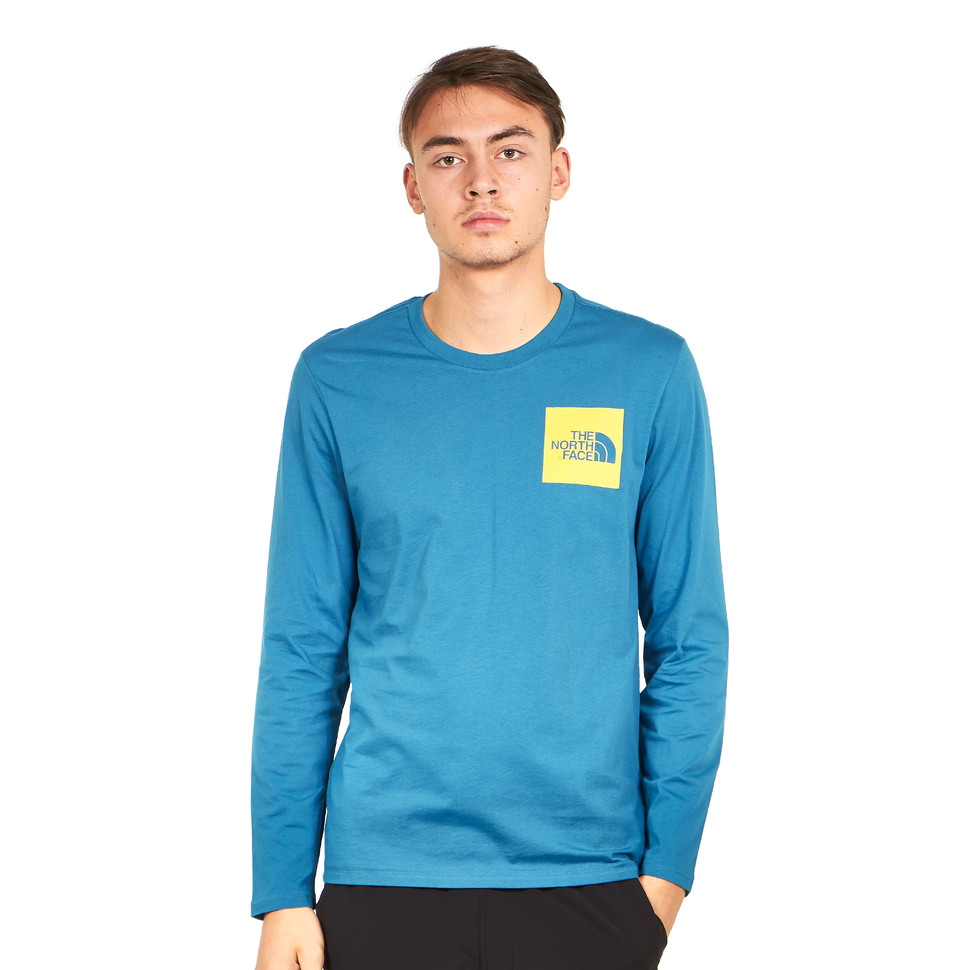 THE NORTH FACE L/S Fine Tee