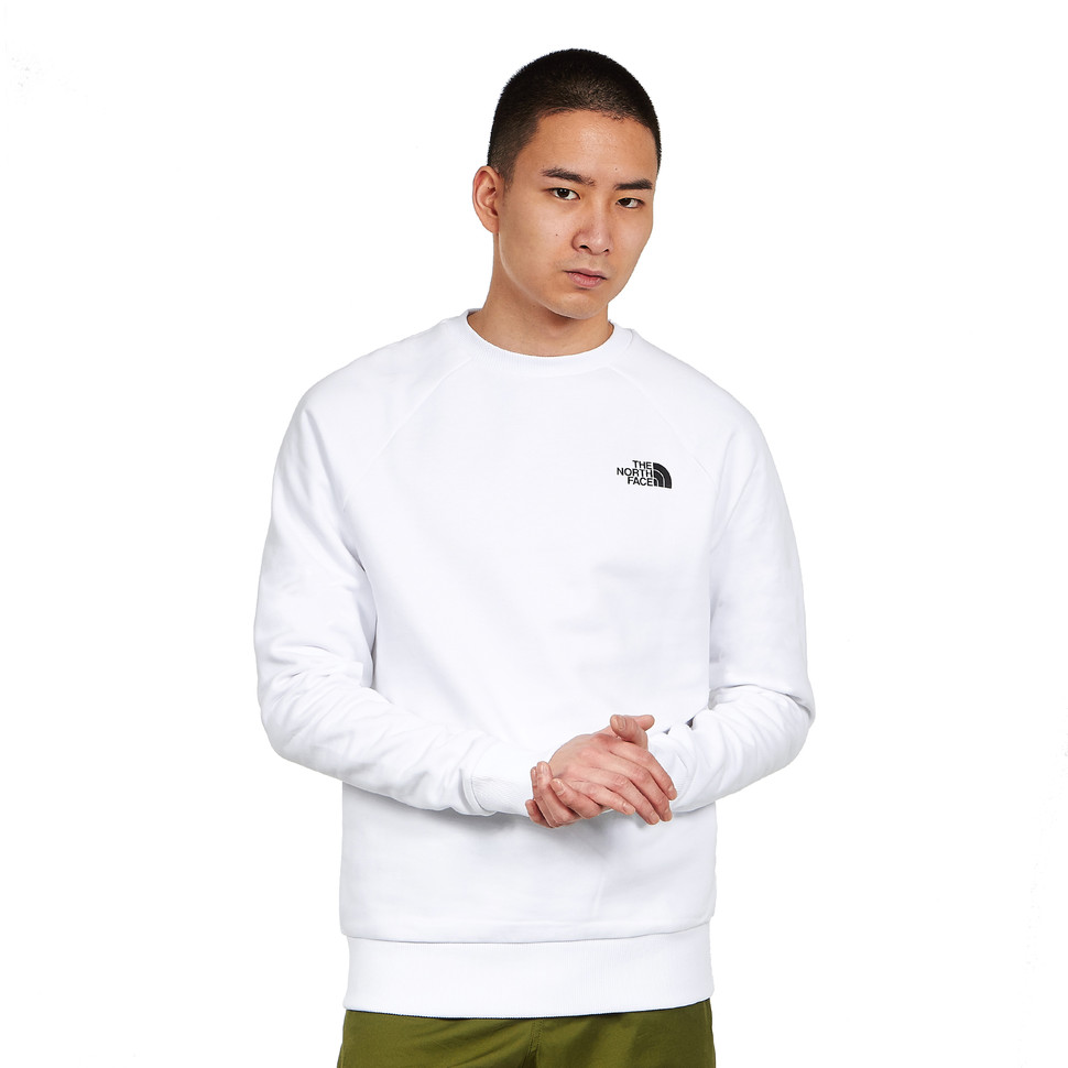THE NORTH FACE Raglan Red Box Sweater