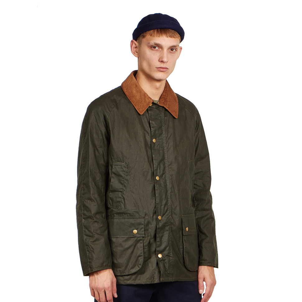BARBOUR Lightweight Ashby Wax Jacket | BARBOUR SALE