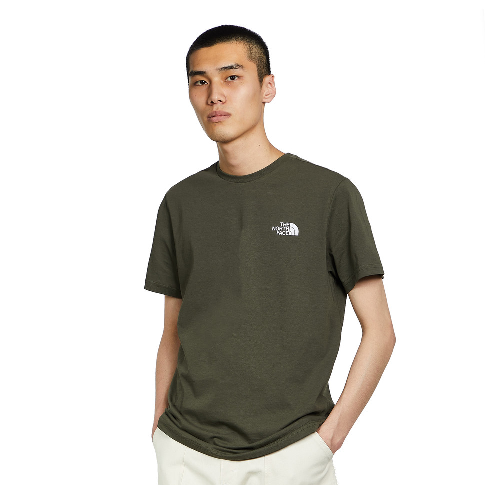 THE NORTH FACE S/S Simple Dome Tee | THE NORTH FACE SALE
