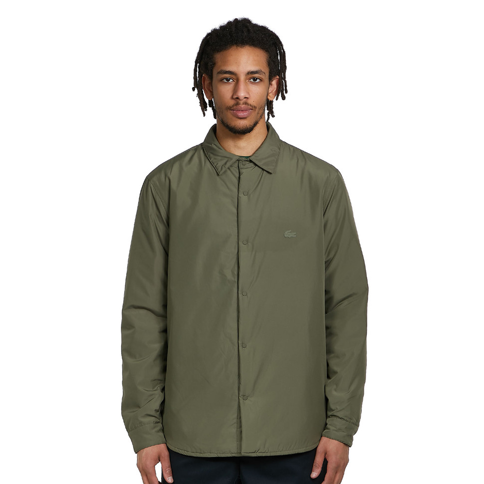 LACOSTE Casual Overshirt | LACOSTE SALE