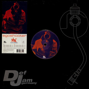 WOLVZBLUT - Egoshooter - 12 inch x 1
