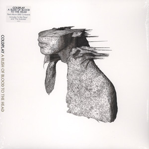 COLDPLAY - A rush of blood to the head - 33T