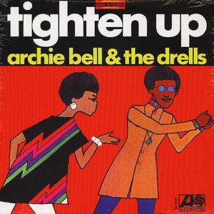 ARCHIE BELL & THE DRELLS - Tighten up - LP
