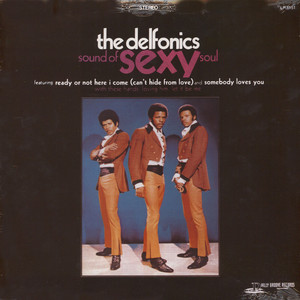 DELFONICS - Sound Of Sexy Soul - LP