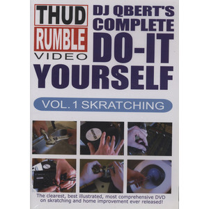 DJ QBERT - Do-It Yourself Volume 1: Scratching - DVD