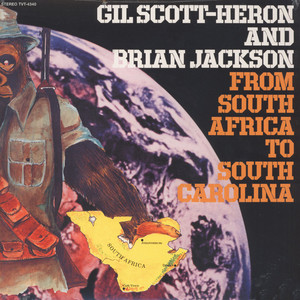 GIL SCOTT-HERON & BRIAN JACKSON - From South Africa To South Carolina - LP