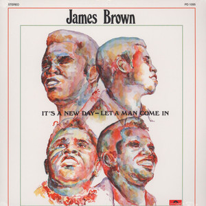 JAMES BROWN - It's A New Day - Let A Man Come In - LP