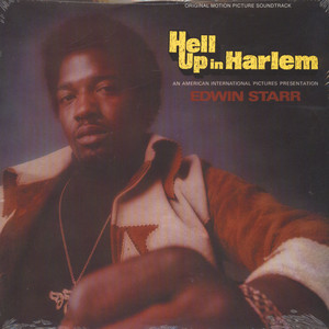 EDWIN STARR - OST Hell Up In Harlem - LP