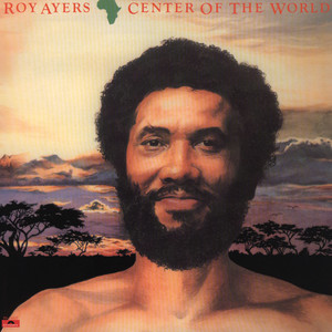 ROY AYERS - Center Of The World - LP