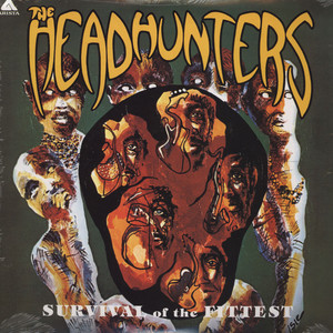HEADHUNTERS - Survival of the fittest - 33T