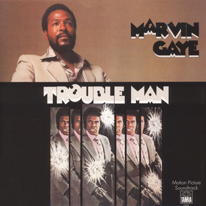 MARVIN GAYE - OST Trouble man - 33T