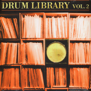 DJ PAUL NICE - Drum Library Volume 2 - LP