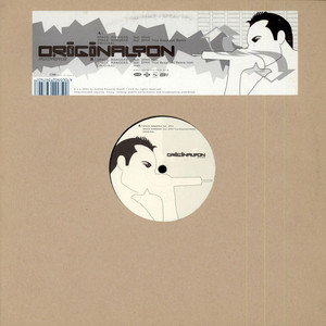ORIGINALTON - Space Rangers - 12 inch x 1