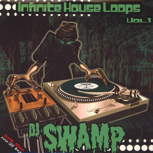 DJ SWAMP - Infinite house loops vol.1 - LP x 2