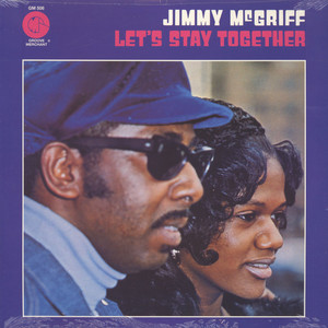JIMMY MCGRIFF - Let's stay together - LP