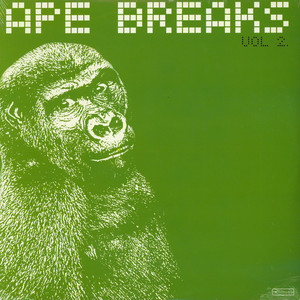 SHAWN LEE - Ape Breaks Volume 2 - LP