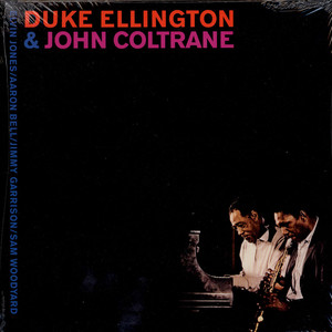 DUKE ELLINGTON & JOHN COLTRANE - Duke Ellington & John Coltrane - 33T