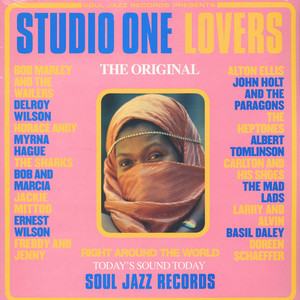 V.A. - Studio One Lovers - LP x 2