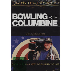 MICHAEL MOORE - Bowling for columbine - DVD