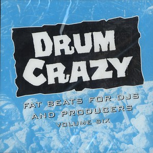 DRUM CRAZY - Vol.6 - CD