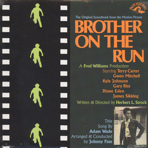 JOHNNY PATE - OST Brother on the run - 33T