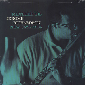 JEROME RICHARDSON - Midnight Oil - LP