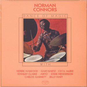 NORMAN CONNORS - Dance of magic - 33T