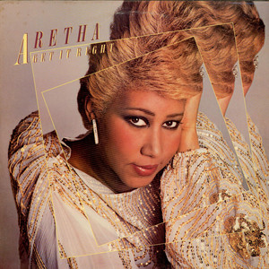 ARETHA FRANKLIN - Get It Right - LP