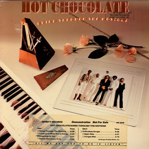 HOT CHOCOLATE - Going Through The Motions - LP
