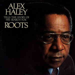 ALEX HALEY - Tells The Story Of His Search For Roots - 33T x 2