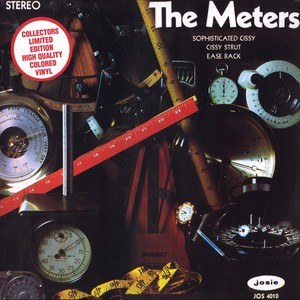 METERS, THE - The Meters (Cissy Strut) Colored Vinyl Edition - LP