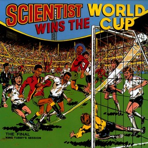 SCIENTIST - Wins The World Cup - LP
