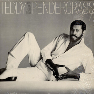 TEDDY PENDERGRASS - It's Time For Love - LP