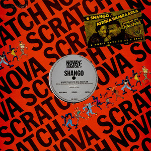 SHANGO - U Don't Have To Be A Star - Maxi x 1