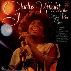 GLADYS KNIGHT AND THE PIPS - The Look Of Love - LP