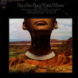 PERCY FAITH & HIS ORCHESTRA - Black Magic Woman - LP