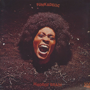 FUNKADELIC - Maggot Brain Black Vinyl Edition - 33T