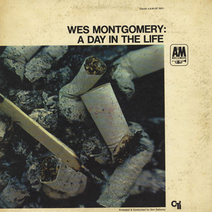 WES MONTGOMERY - A Day In The Life - LP