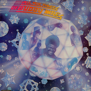 BUDDY MILES - All the faces of Buddy Miles - LP