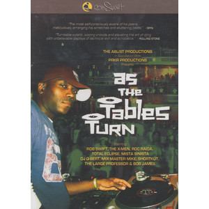 ROB SWIFT - As the tables turn - DVD
