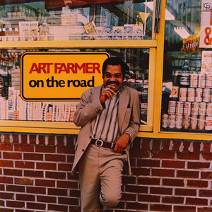 ART FARMER - On the road - 33T