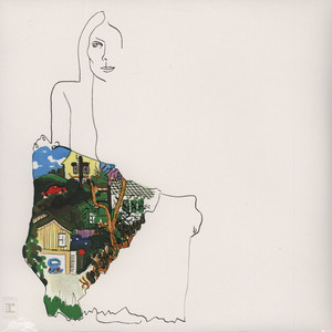 JONI MITCHELL - Ladies of the canyon - LP