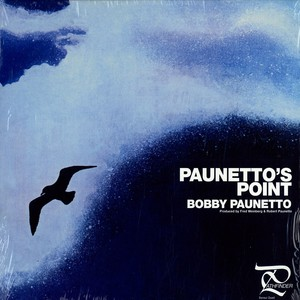 BOBBY PAUNETTO - Paunetto's point - LP