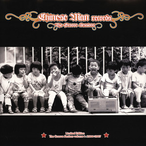 CHINESE MAN - The Groove Sessions Volume 1 - 33T x 2