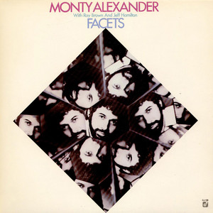 MONTY ALEXANDER - Facets - LP