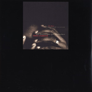 THEO PARRISH - Goin' downstairs part 1 - 12 inch x 1